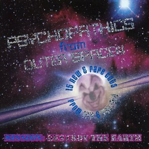 insane clown posse - psychopathics from outer space CD 2000 joe & joey psychopathic 15 tracks used