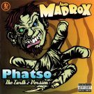 jamie madrox - phatso the earth 2 version CD 2006 psychopathic 14 tracks used mint