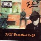 insane clown posse - bass-ment cuts CD 2001 psychopathic 8 tracks used mint