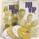 doo wop box - various artists CD 4-disc boxset 1993 rhino used