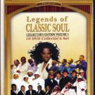 soul concerts presents legends of classic soul collector's edition volume 1 2009 DVD 10-discs 2009