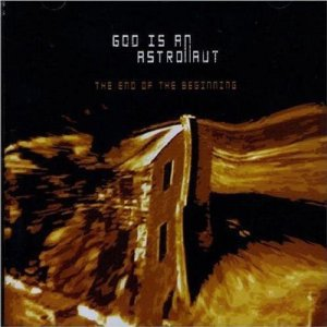 god is an astronaut - end of the beginning CD revive 11 tracks used mint