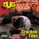 zug izland - cracked tiles CD 2003 psychopathic 14 tracks used mint