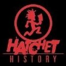 hatchet history - 10 years of terror CD 2002 psychopathic 18 tracks used mint