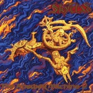 skyclad - the answer machine? CD 1997 massacre swan lake 13 tracks used mint