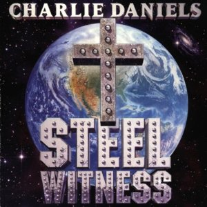 charlie daniels - steel witness CD 1996 sparrow 10 tracks used mint