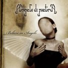 angeli di pietra - believe in angels CD 2005 5 tracks used mint