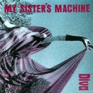 my sister's machine - diva CD 1992 caroline 10 tracks used mint