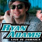 ryan adams live in jamaica DVD 2003 image entertainment used mint