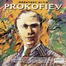 prokofief - greatest hits CD 1995 sony 17 tracks used mint
