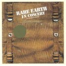 rare earth - rare earth in concert CD 1971 1989 motown 8 tracks used mint