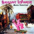 buckshot lefonque - music evolution CD 1997 columbia BMG Direct 15 racks used mint