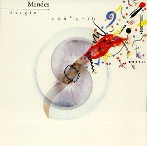 sergio mendes - confetti CD 1984 A&M 9 tracks used mint