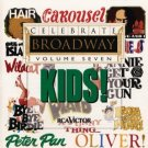 celebrate broadway volume seven - kids! CD 1995 RCA 14 tracks used int