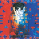 paul mccartney - tug of war CD 1982 MPL parlophone 12 tracks used mint