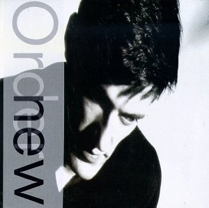 new order - low-life CD 1985 qwest 8 tracks used mint