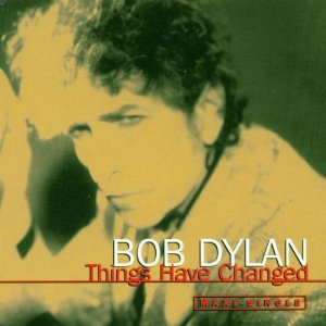 bob dylan - things have changed CD maxi-single 2000 sony 4 tracks used mint