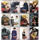 Fullmetal Alchemist Volume 1-13 + Movie Conqueror of Shamballa DVD 14-disc set funimation used