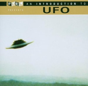 UFO - an introduction to UFO cd 2006 fuel2000 16 tracks used mint