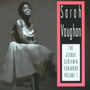 sarah vaughan - george gershwin song book volume 1 CD 1990 polygram used