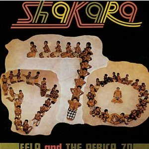fela kuti - shakara / london scene CD 2000 MCA universal 7 tracks used mint
