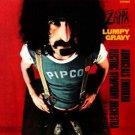 frank zappa - lumpy gravy CD 1968 1995 rykodisc FZ used mint