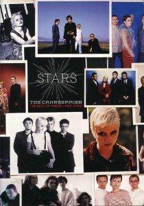The Cranberries - Stars The Best Videos 1992-2002 DVD 2002 MCA island 17 tracks used mint