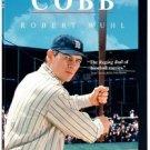 cobb starring tommy lee jones DVD 2003 warner used mint