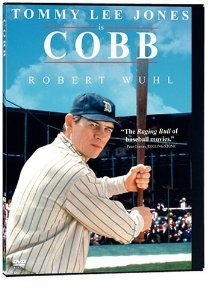 cobb starring tommy lee jones DVD 2003 warner used mint