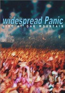 widespread panic live at oak mountain DVD 2-discs 2001 sanctuary used miny