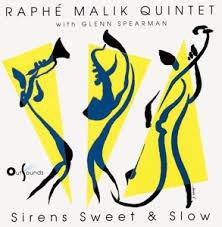 raphe malik quintet - sirens sweet & slow CD 1994 mapleshade used