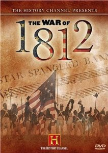 history channel presents the war of 1812 DVD 2-disc set 2005 A&E used