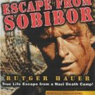 escape from sobibor - rutger hauer DVD used mint