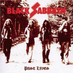 black sabbath - past lives CD 2-discs 2002 divine sanctuary used mint