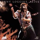 kenny loggins - alive CD 2-discs 1988 CBS used mint