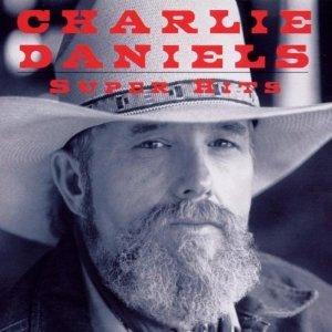 charlie daniels - super hits CD 1994 sony 10 tracks used mint
