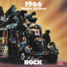 classic rock 1966 shakin' all over - various artists CD time life warner 1989 22 tracks new