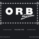 ORB - sessions volume one CD 2005 malicious damage 10 tracks used mint