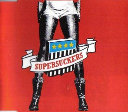 supersuckers - supersuckers CD single sub pop 1995 4 tracks used mint