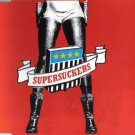 supersuckers - supersuckers CD single sub pop 1995 4 tracks used mint