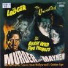 murder and mayhem - great horror scores from hollywood's golden age CD 1999 marco polo hnh