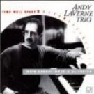 andy laverne trio with george mraz & al foster - time well spent CD 1995 concord jazz 12 tracks used