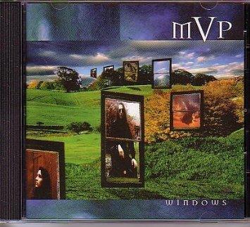 michael vescera project mvp - windows CD 1997 pony canyon japan used