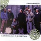 van morrison & the chieftains - irish heartbeat CD 1988 exile 10 tracks used mint