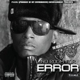 ty ty - no room for error CD 2010 R.O.M.E. 21 tracks used mint