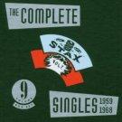 complete stax volt singles CD 9-volume boxset 1991 atlantic used