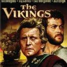 vikings - kirk douglas + tony curtis DVD 2002 MGM used mint