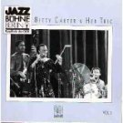 betty carter and her trio - jazzbuhne berlin 85 vol. 1 CD 1985 1990 repertoire 9 tracks used mint