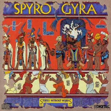 spyro gyra - stories without words CD 1987 MCA anherst used mint