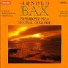 arnold bax - symphony no.6 - LPO + thomson CD 1988 chandos used mint